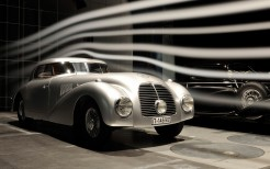 Mercedes Benz 540 K Streamliner