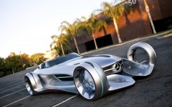 Mercedes Benz Silver Arrow Concept