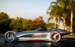 Mercedes Benz Silver Arrow Concept 2011