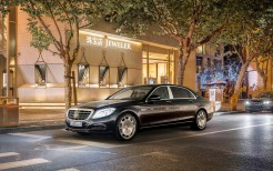 Mercedes Maybach S Class 2015