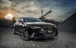 O CT Tuning Audi RS6