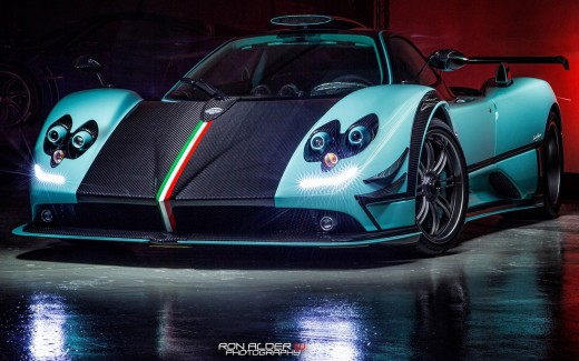 Pagani Zonda 760 RSJX one off