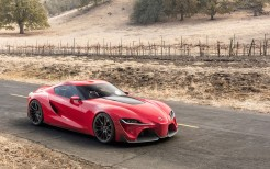 Toyota FT 1 Concept 2014 2