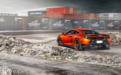 Vorsteiner Mclaren MP4 VX Volcano Orange 3