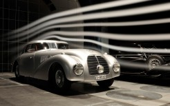 1938 Mercedes Benz 540K Streamliner