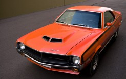1970 AMC Javelin SST Mark Donohue Edition