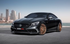 2015 Brabus Mercedes Benz S63 850 Biturbo Coupe