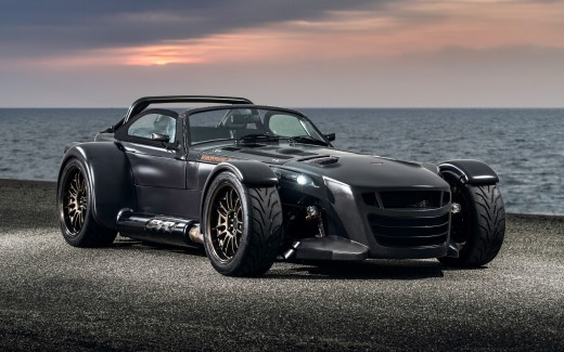 2015 Donkervoort D8 GTO Bare Naked Carbon Edition 2
