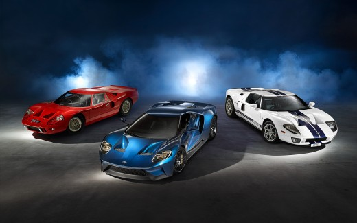 2015 Ford GT Cars