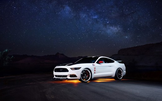2015 Ford Mustang GT Apollo Edition 2