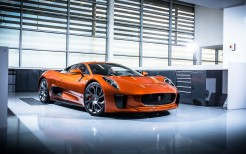2015 Jaguar C X75 James Bond 007 Spectre