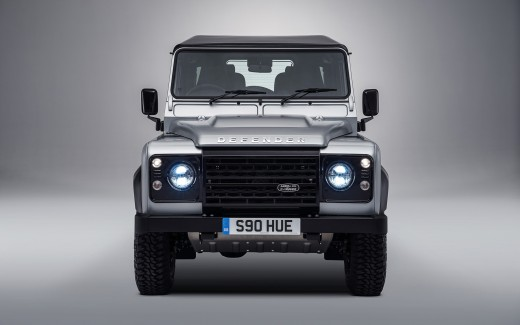 2015 Land Rover Defender 2