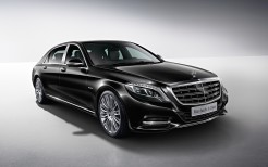 2015 Maybach Mercedes Benz S Class