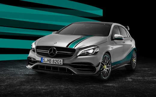 2015 Mercedes AMG A45 4matic Champions Edition