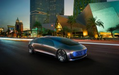 2015 Mercedes Benz F 015 Luxury