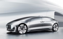 2015 Mercedes Benz F 015 Luxury in Motion