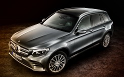 2015 Mercedes Benz GLC 350