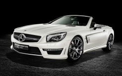 2015 Mercedes Benz SL63 AMG World Championship