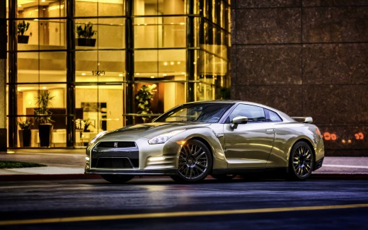 2015 Nissan GT R 45th Anniversary Limited Edition