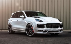 2015 Techart Porsche Cayenne