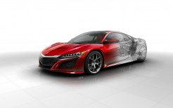 2016 Acura NSX Technical