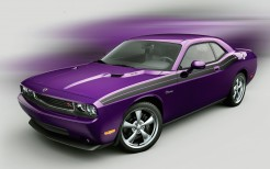 2016 Dodge Challenger Plum Crazy