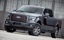 2016 Ford F 150 Lariat Appearance Package