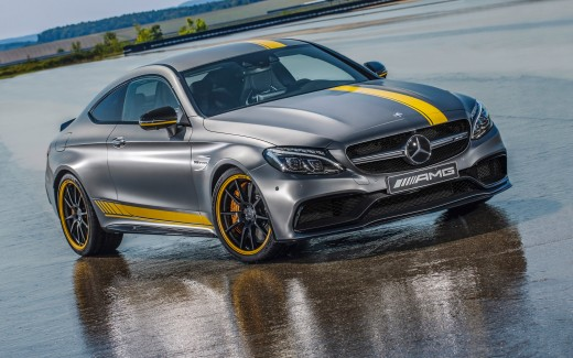 2016 Mercedes AMG C 63 Coupe Edition 2