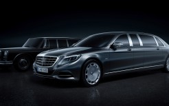 2016 Mercedes Maybach Pullman