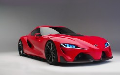 2016 Toyota FT1 Concept