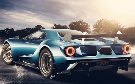 2017 Ford GT Concept