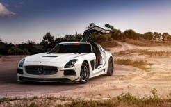 ADV1 RennTech Mercedes SLS Black Series 2