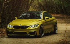 ADV1 SS Austin Yellow BMW M4