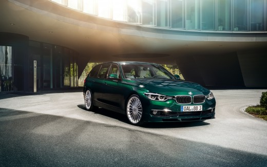 Alpina B3 BMW 3 Series 2015