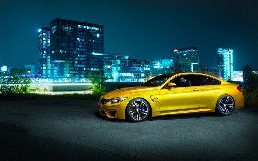 BMW F82 M4 Coupe 2