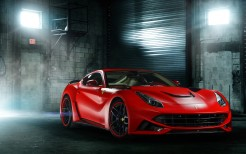 DUB Magazine MC Customs Wide Body Ferrari F12