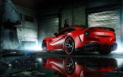 DUB Magazine MC Customs Wide Body Ferrari F12 2