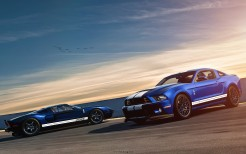 Ford Mustang Shelby GT500 Ford GT