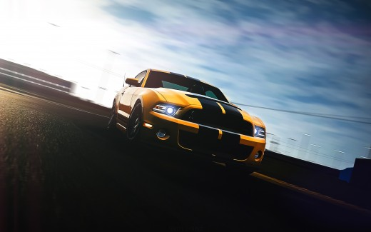 Ford Mustang Shelby GT500  Gran Turismo 6
