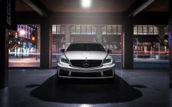Mercedes Benz CL63 AMG Wide Body SS Customs