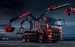 Mitsubishi Fuso Super Great V Spider