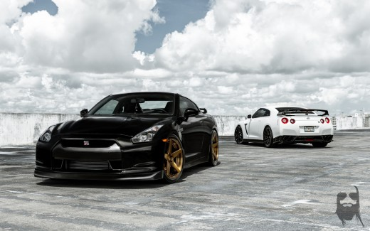 Nissan GT R Duo