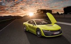 Rinspeed Etos Concept BMW i8 Self Driving Car