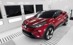 Scion C HR Concept Car 2