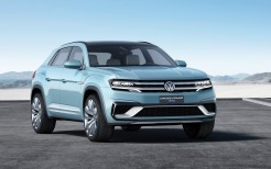 Volkswagen Cross Coupe GTE Concept 2015