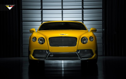 Vorsteiner Bentley Continental GT BR10 RS