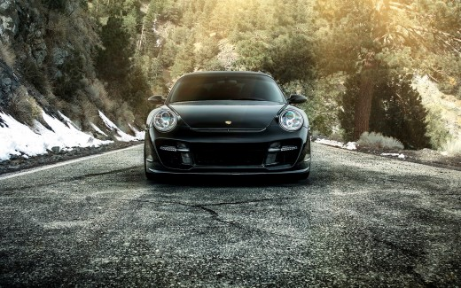 Vorsteiner Porsche 997 V RT Edition 911 Turbo 3