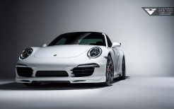 Vorsteiner V GT Aero Package for the 911 Carrera S