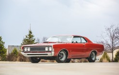 1969 Ford Torino Cobra Indian Fire Red