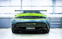 2016 Aston Martin Vantage GT8 Rear View